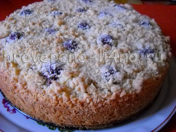 Фото торт творожно персиковый