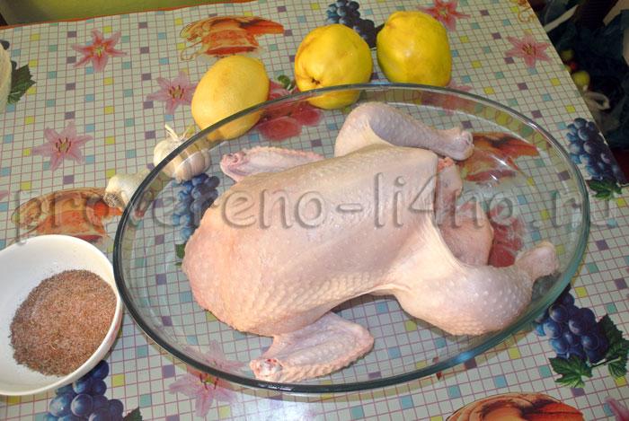 Айва запеченная в духовке рецепт с фото